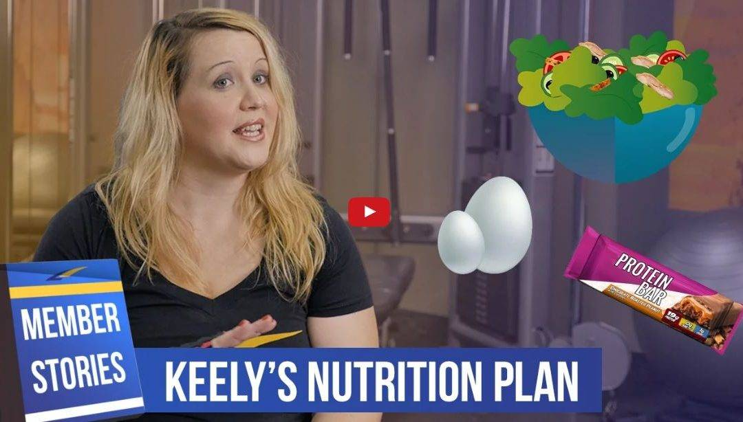 Keely's Nutrition Plan