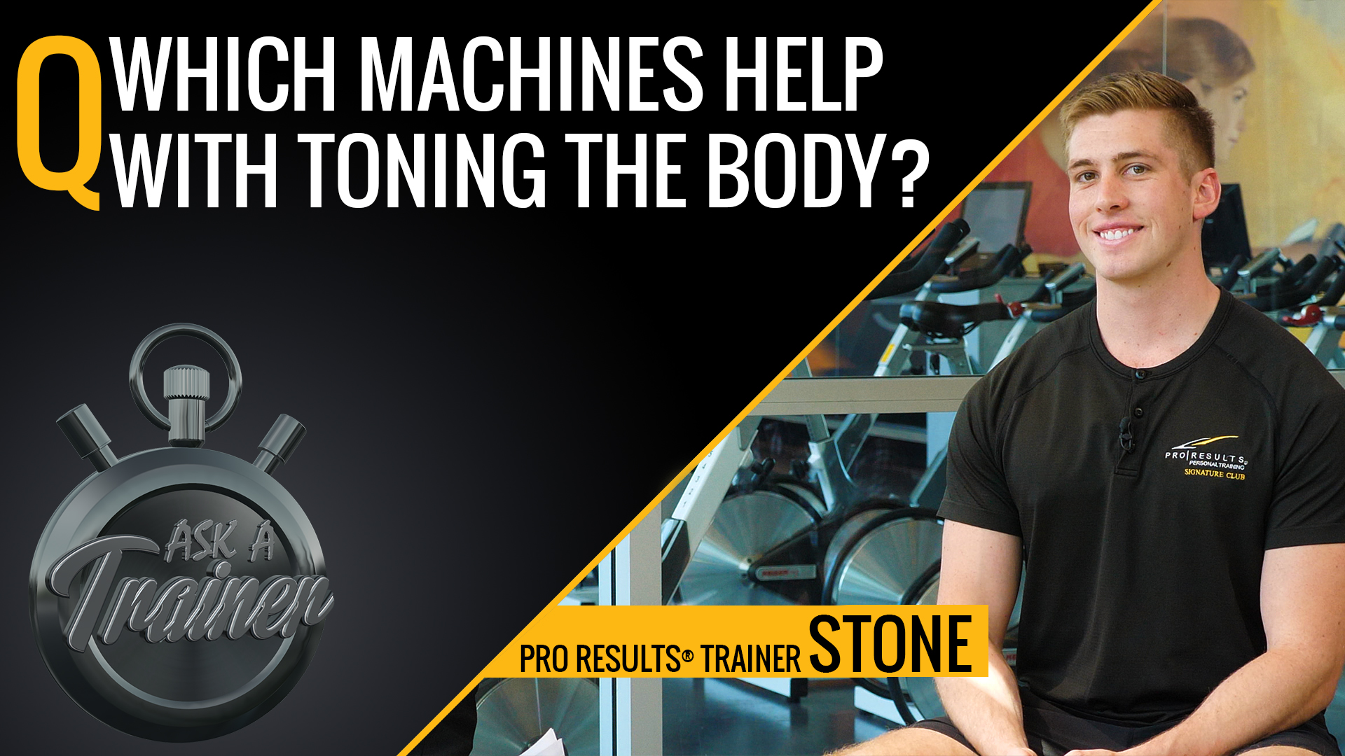 AAT: Ep. 24 – What Machines Help with Toning the Body?