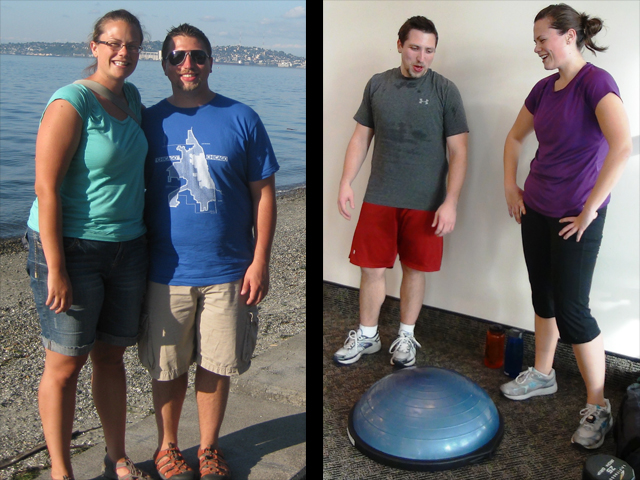 LAFitness-Members-Katie-and-Justin-Before-and-Now