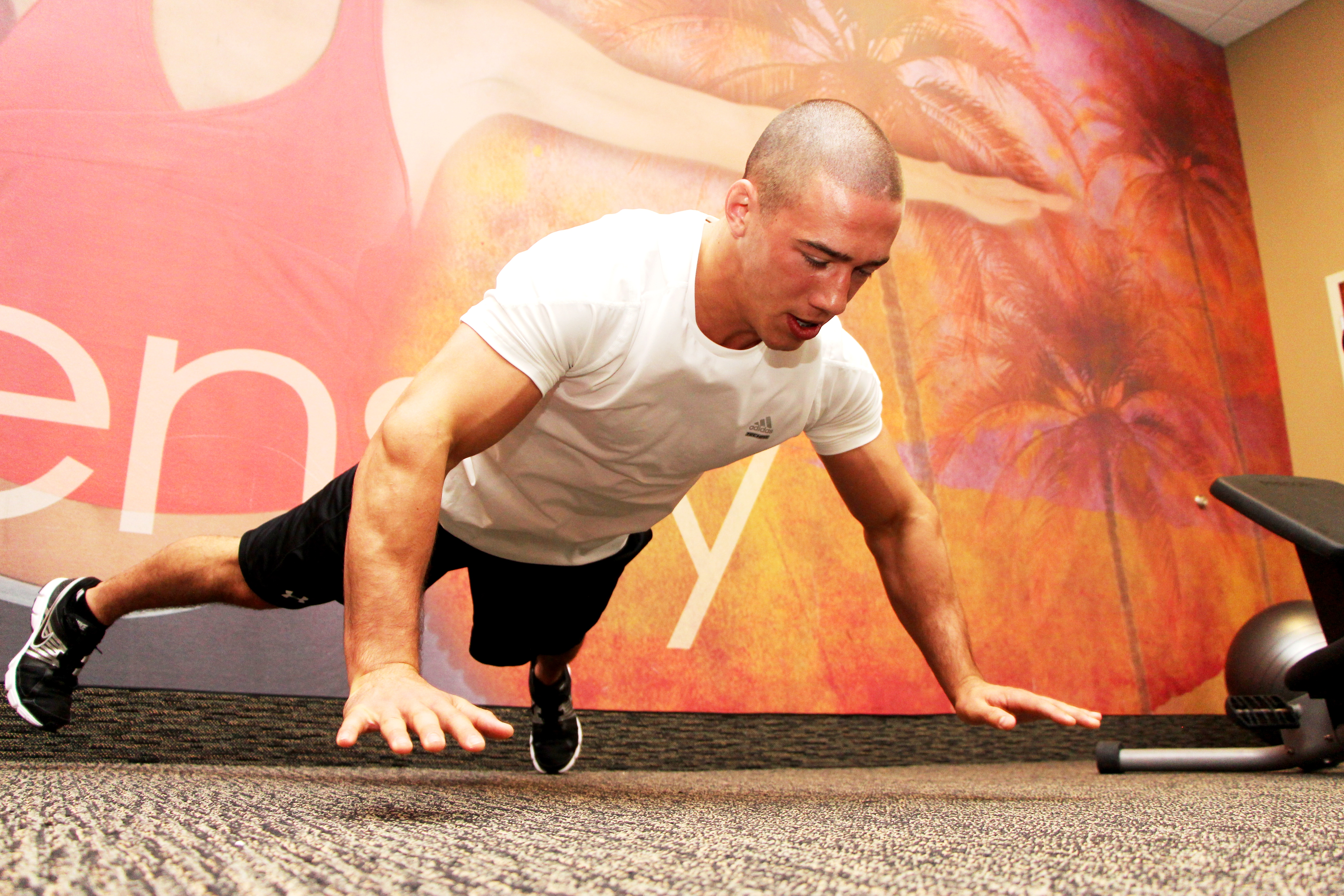 Incorporating Explosive and Advanced Stability Exercises