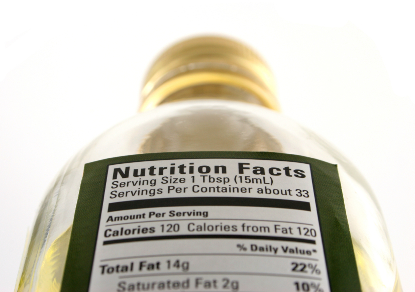 Learn the facts - the nutrition facts!