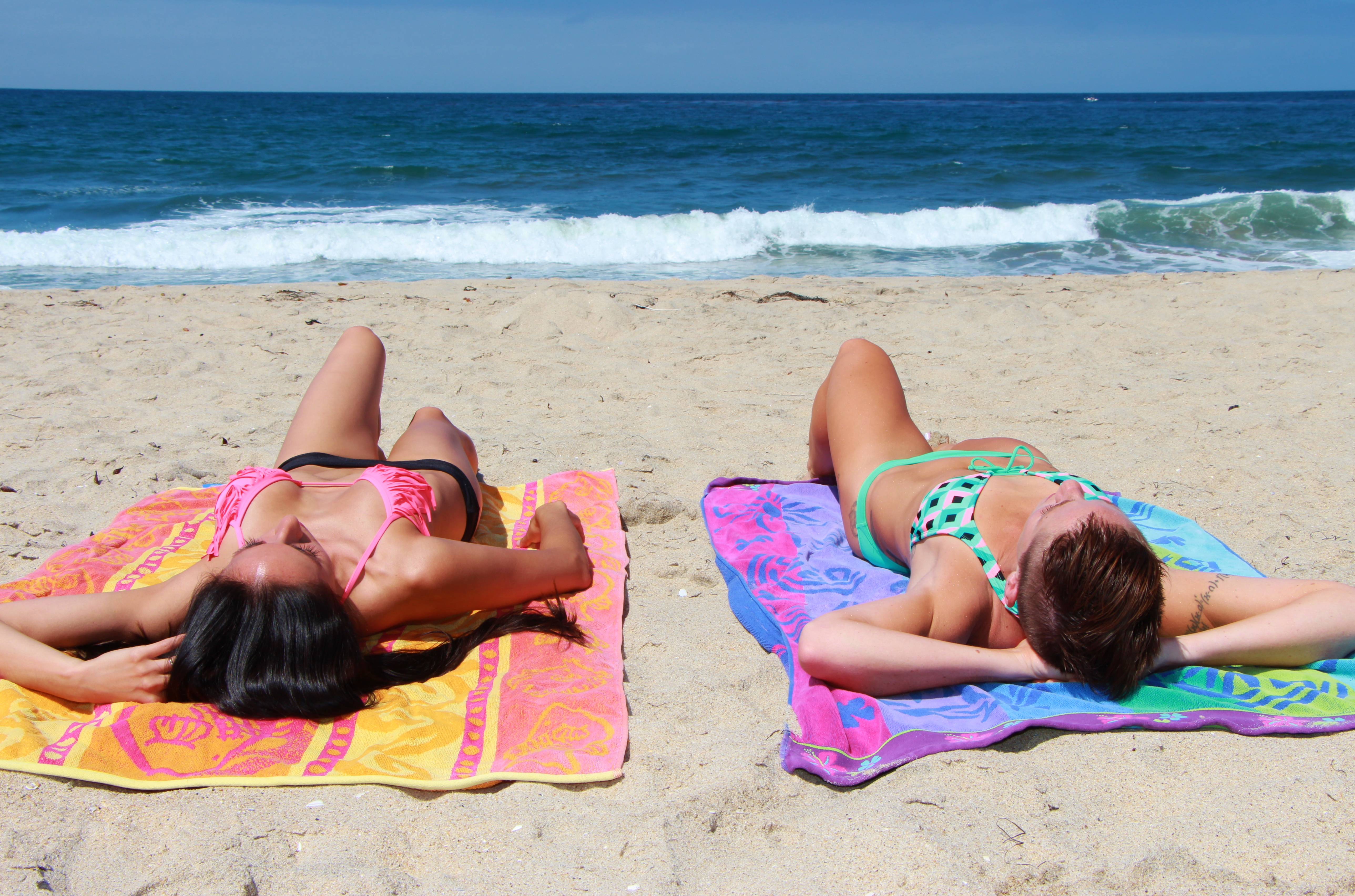 How To Burn 1000 Calories Sunbathing And Having Fun At The -4125