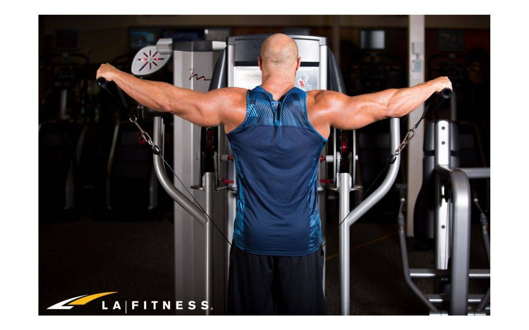 How to do Cable Lateral Raises