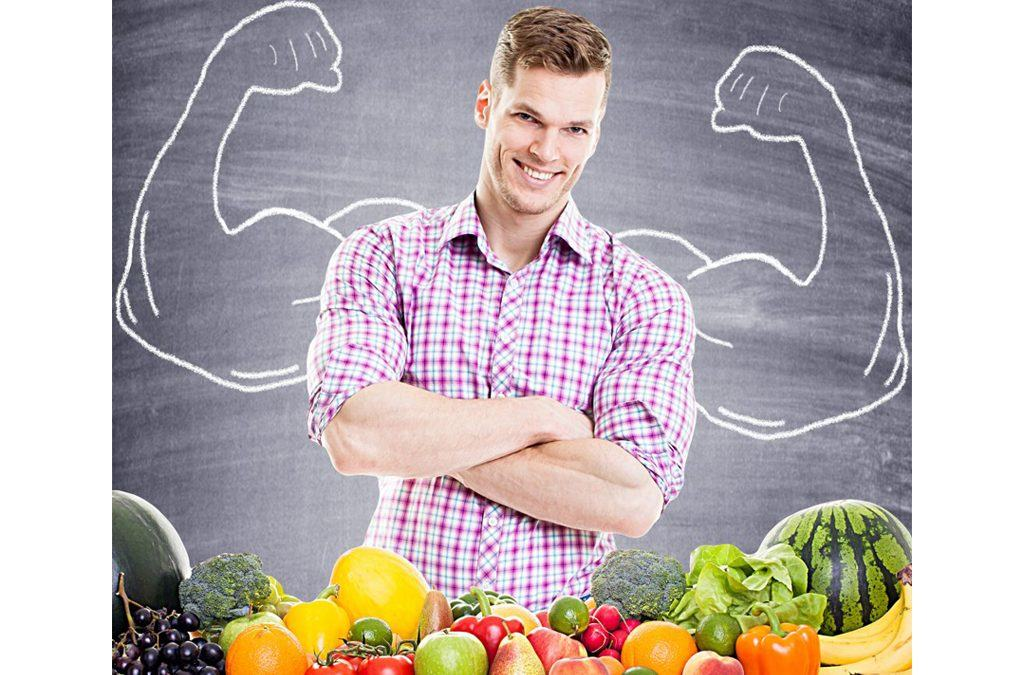 Food and Nutrition Tips Specifically for Men
