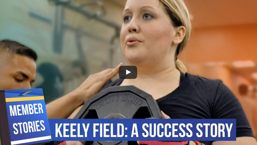 Keely's Success Story