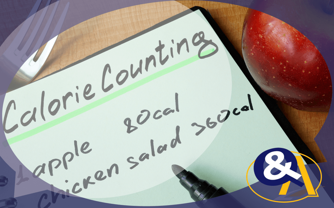 How Can I Realistically Count Calories for Weight Loss?