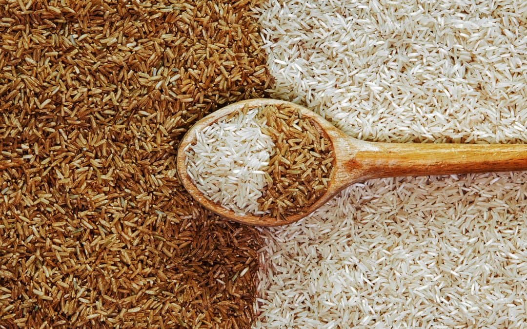 Brown Rice vs. White Rice – Which is Healthier? | Q+A
