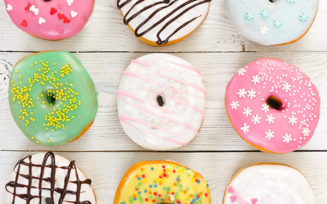 Hooray! It's National Donut Day!