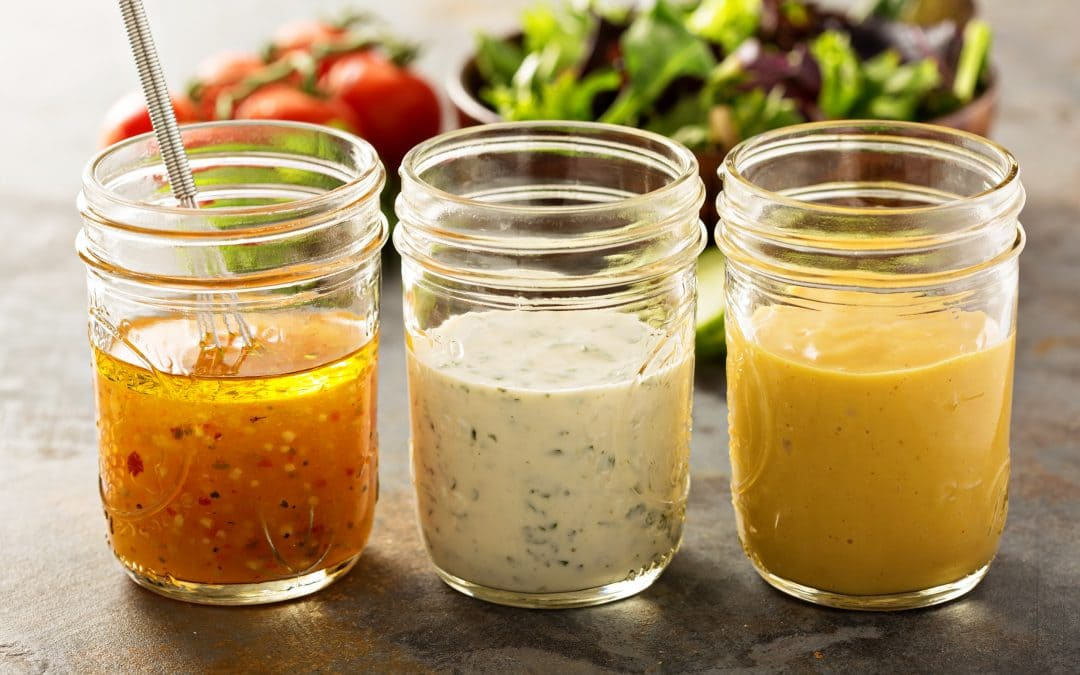 Clean Eating: Salad Dressing Choices | Q+A