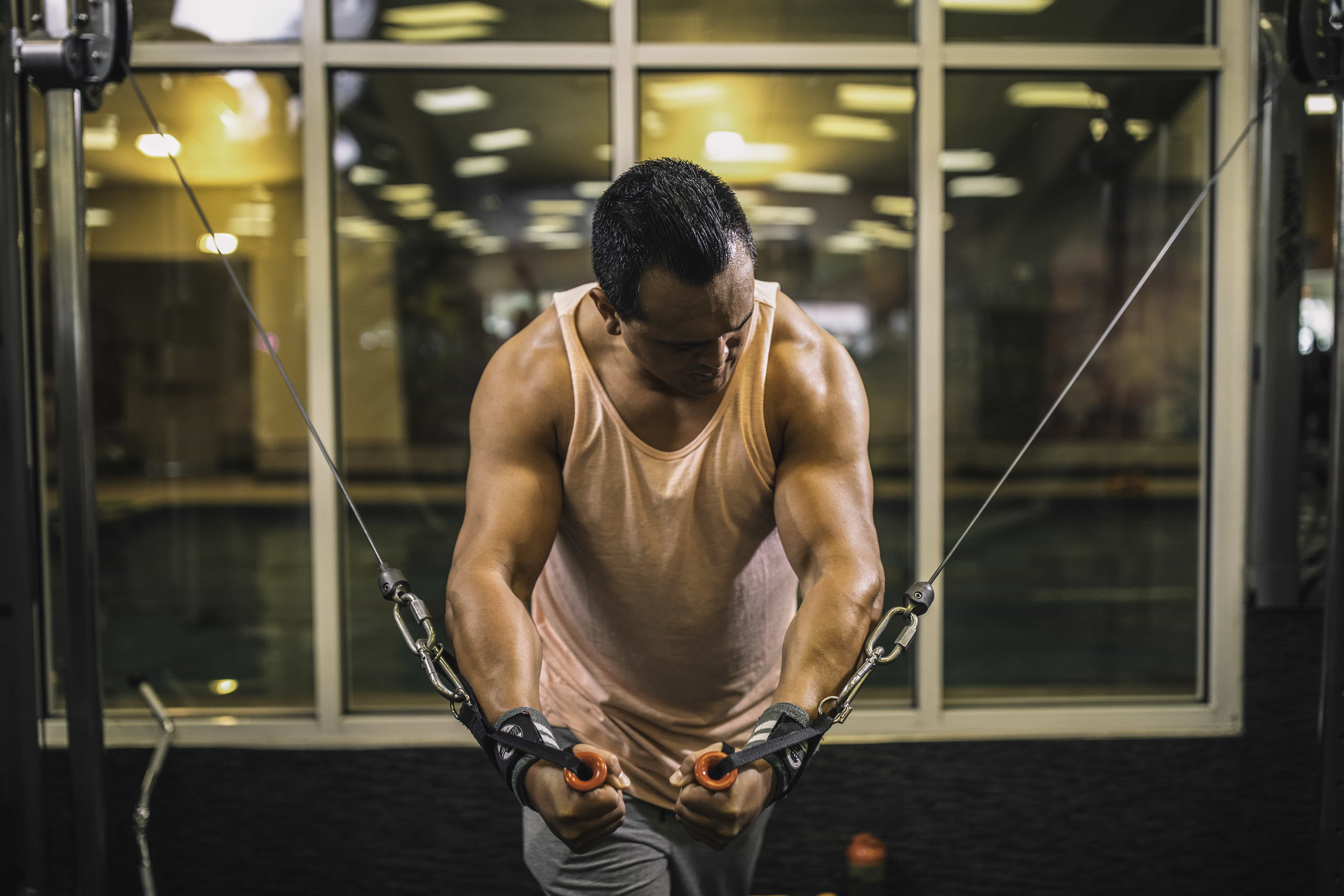 LA Fitness, LA Fitness Living Healthy blog, fitness, LA Fitness community, gym support, LA Fitness motivation, member spotlight, motivational story, Bryson I., transformation story, lifting, strength, devotion, dedication, Bryson I.