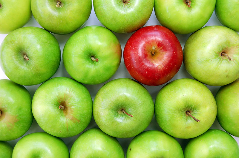 Which Apple is Better For You, Red or Green? - Living Healthy