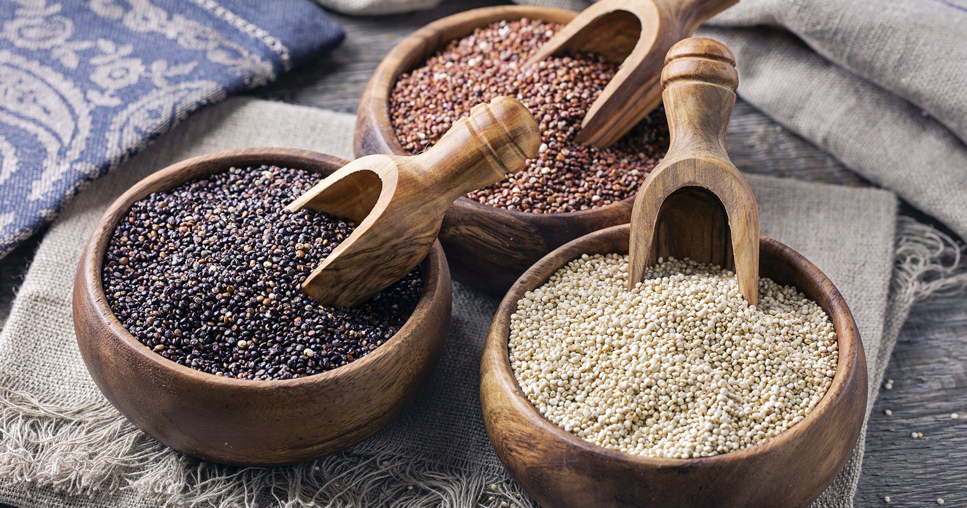 What is The Nutrition of Quinoa Seed?