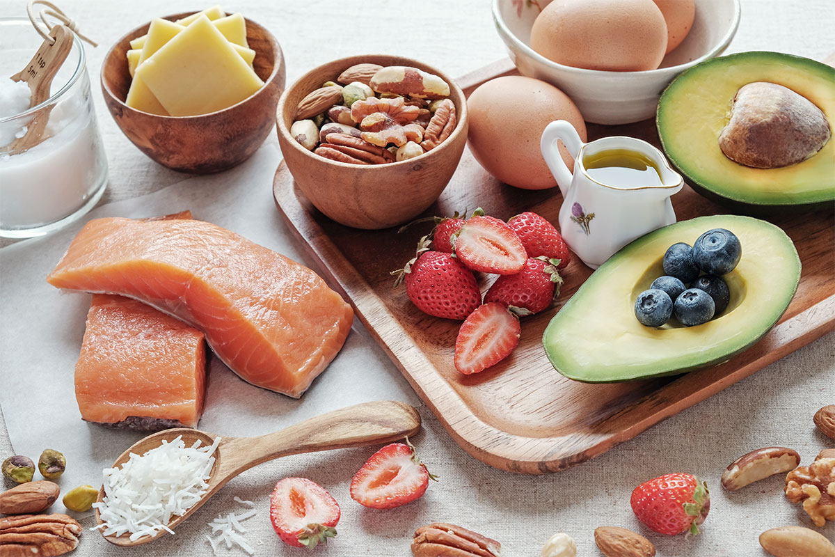 Let's Talk About the Basics: Carbs, Fats & Proteins