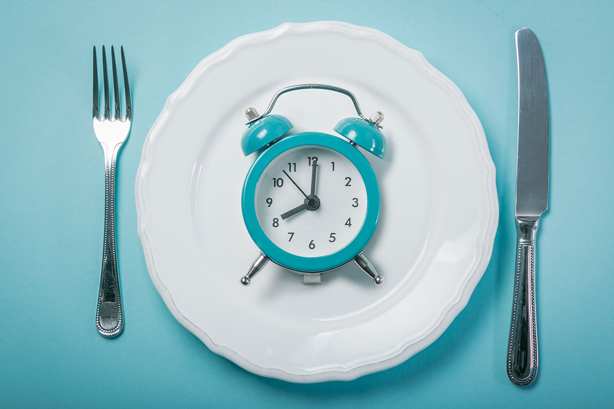 The 16-8 Fasting Diet