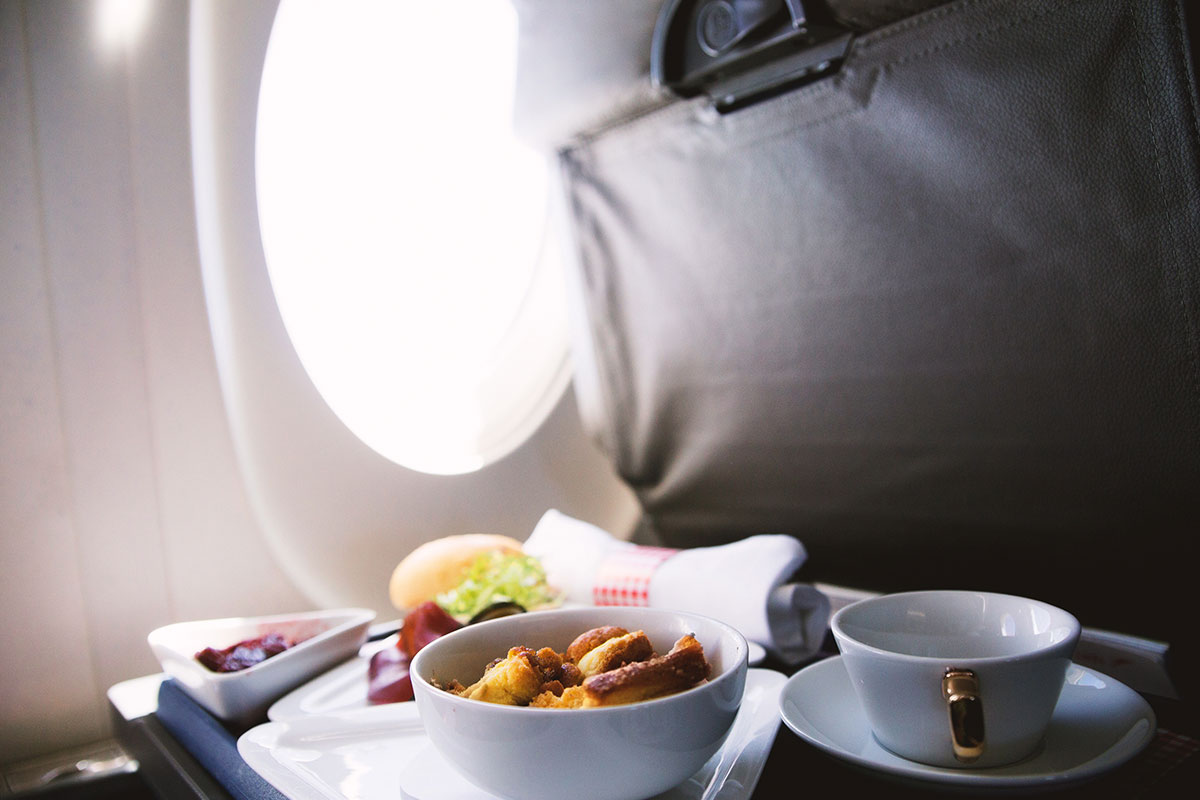 Airline Crew – Healthy Food Options