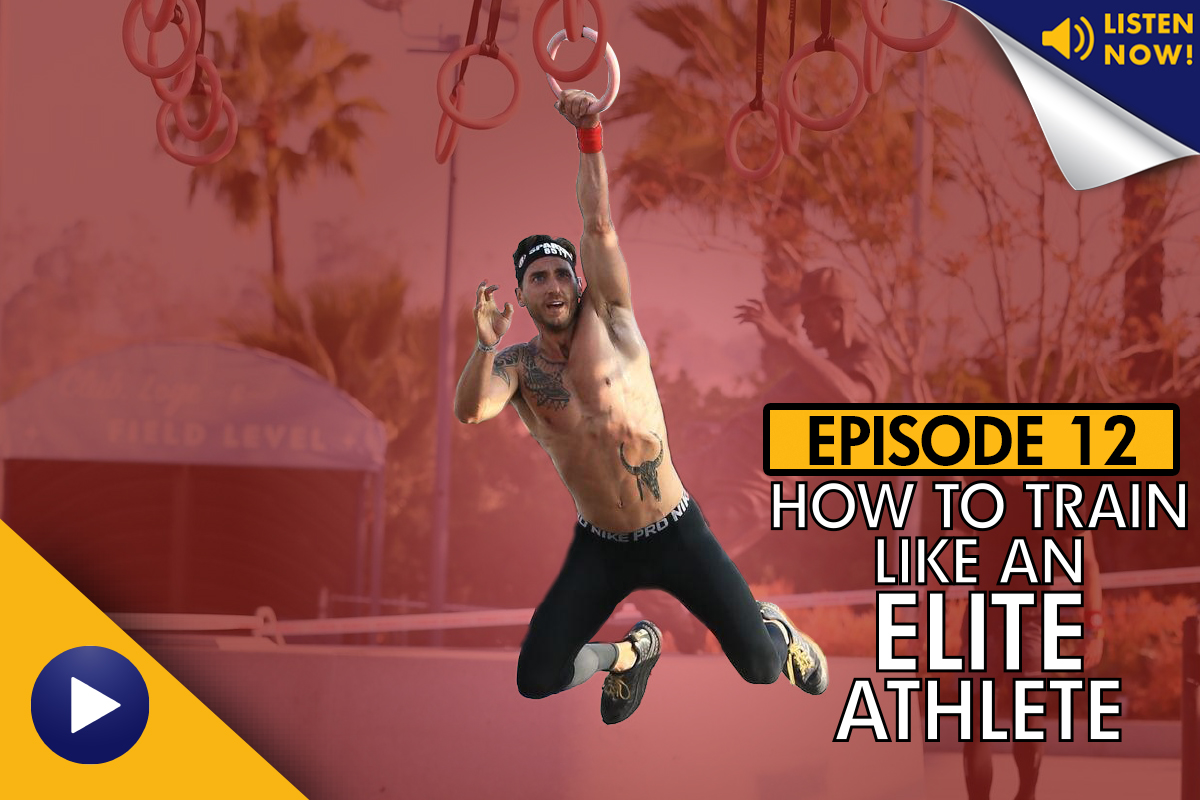 LAF, LA Fitness, Living Healthy podcast, podcast, Matt Harrision, spartan racing, elite athlete, fitness