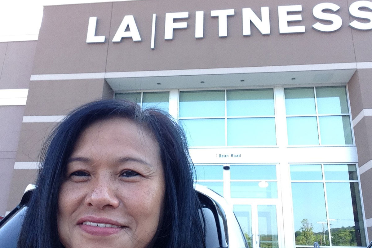 LA Fitness, LAF, instructor spotlight, LA Fitness instructor, motivation, inspirational, fitness journey, better health, health advice, health tips, finding motivation, exercise, new to fitness, diabetes, overcoming, fitness testimonial, where to begin, group fitness, group fitness classes, Aqua Fit, Zumba®