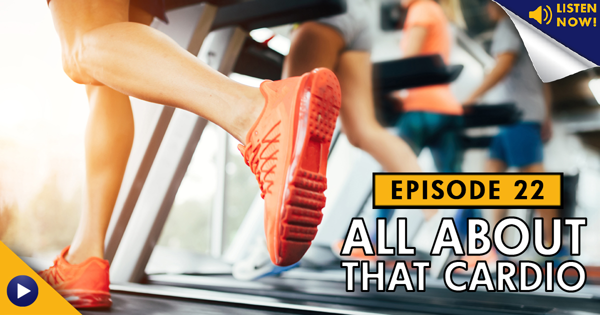 LAF, LA Fitness, Living Healthy, Living Healthy Podcast, LA Fitness podcast, living healthy, nutrition advice, fitness advice, Debbie Jame, Tristen Alleman, fitness, cardio, cardio versus strength training, cardio bunnies