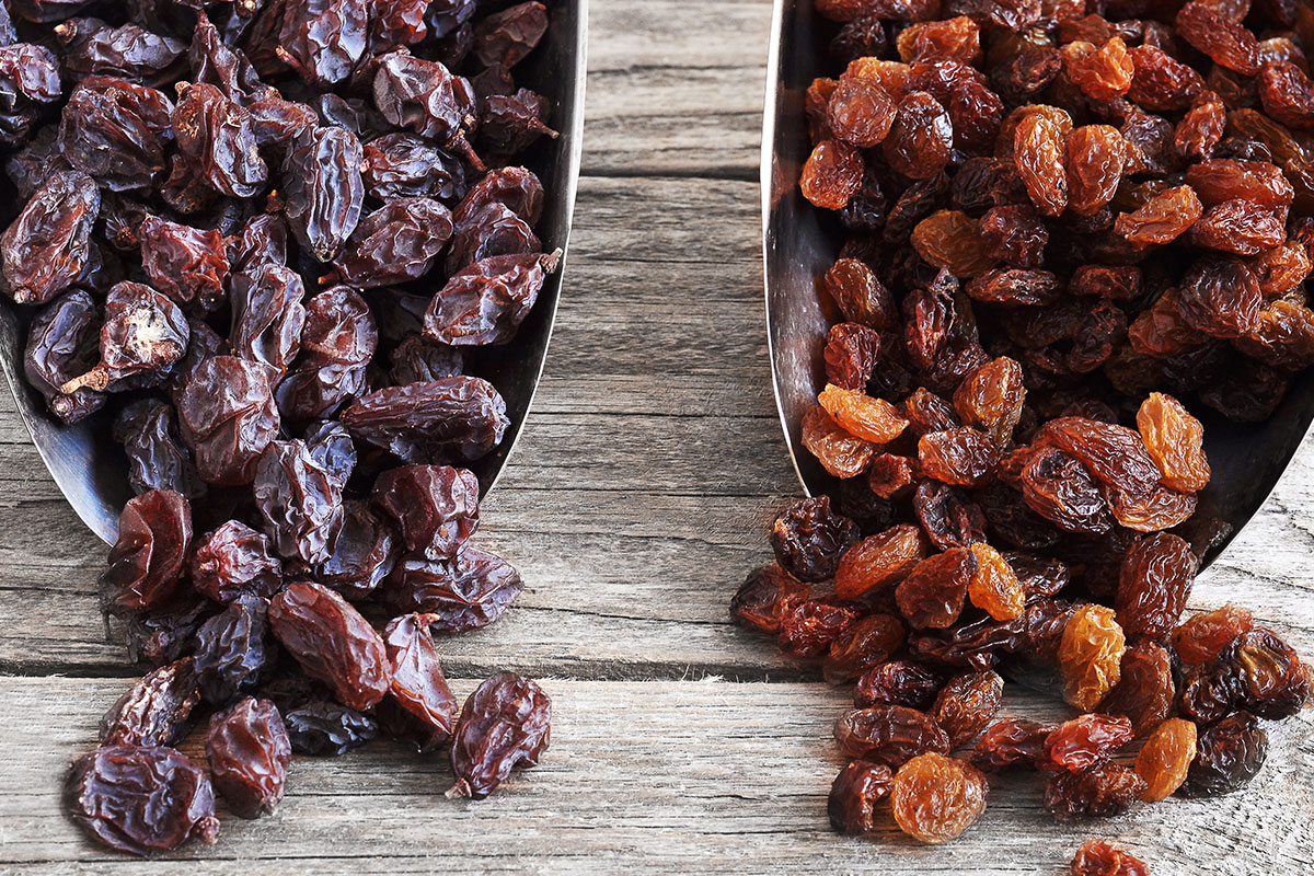 Are Sun-Dried Raisins Actually Healthy?