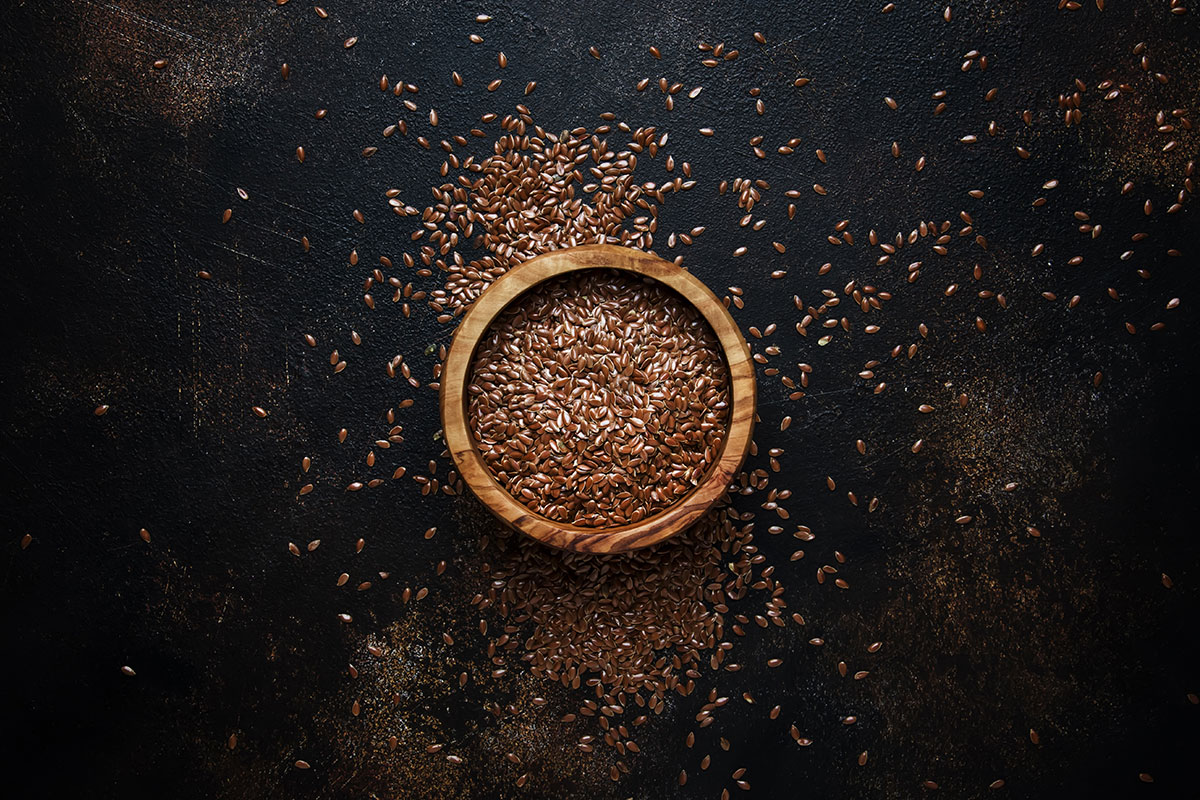 LA Fitness, LA Fitness Living Healthy, Living Healthy, Ask Our Dietitian, flaxseed, fertility, nutritional advice, does flaxseed affect fertility