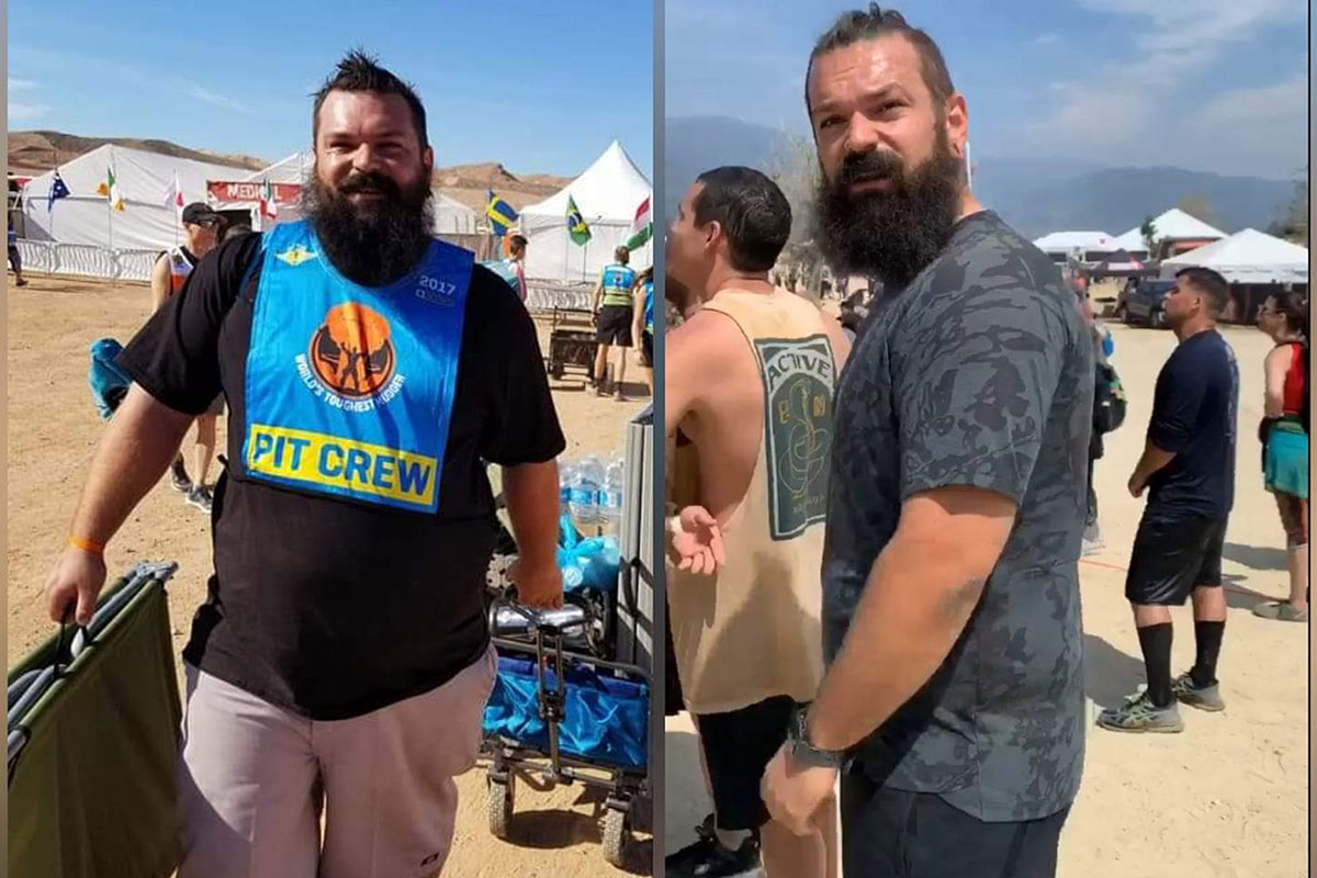 Member Spotlight | 121 lbs. Lost in a Year!