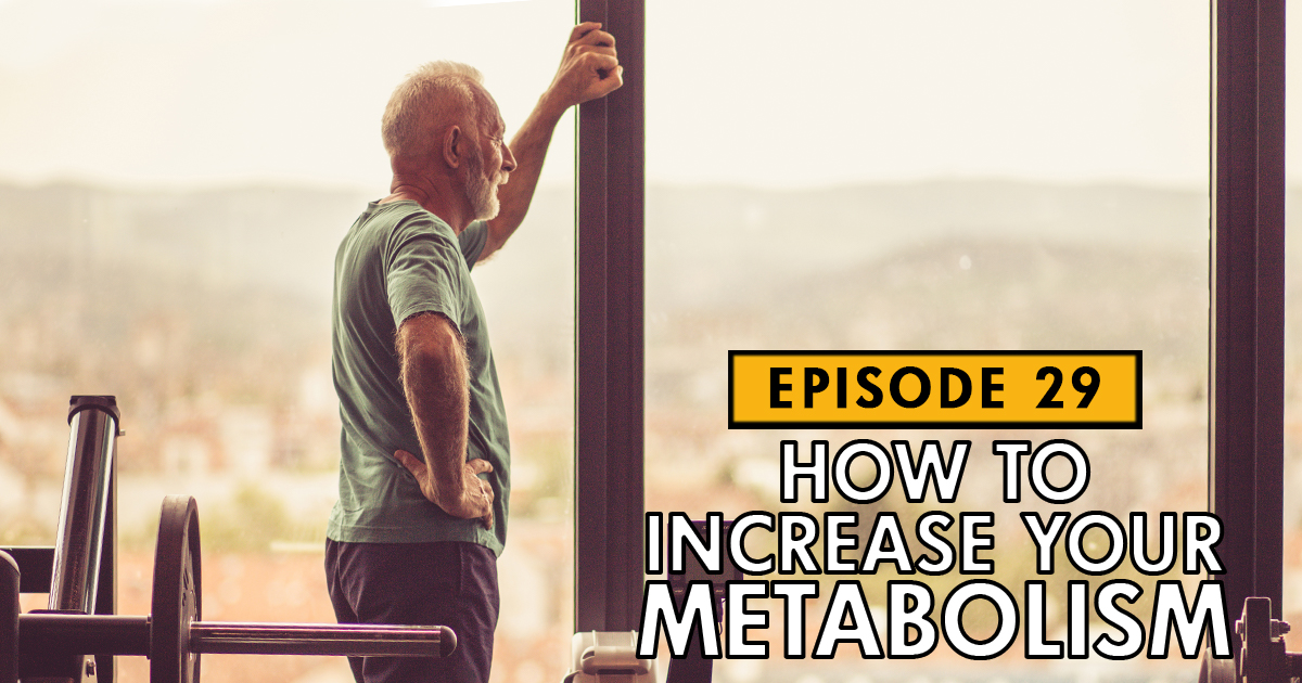 LAF, LA Fitness, LA Fitness Living Healthy Podcast, podcast, LHP, metabolism, fitness tips, health and wellness, how to speed up metabolism, why does metabolism decline, metabolism and age, foods to increase metabolism, help with metabolism, energy burned, how to increase energy