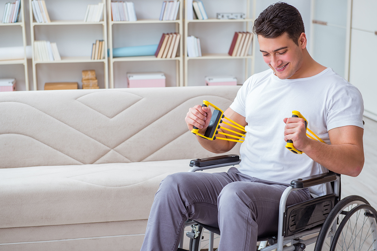 Living an Active Lifestyle – For Adults with Cerebral Palsy