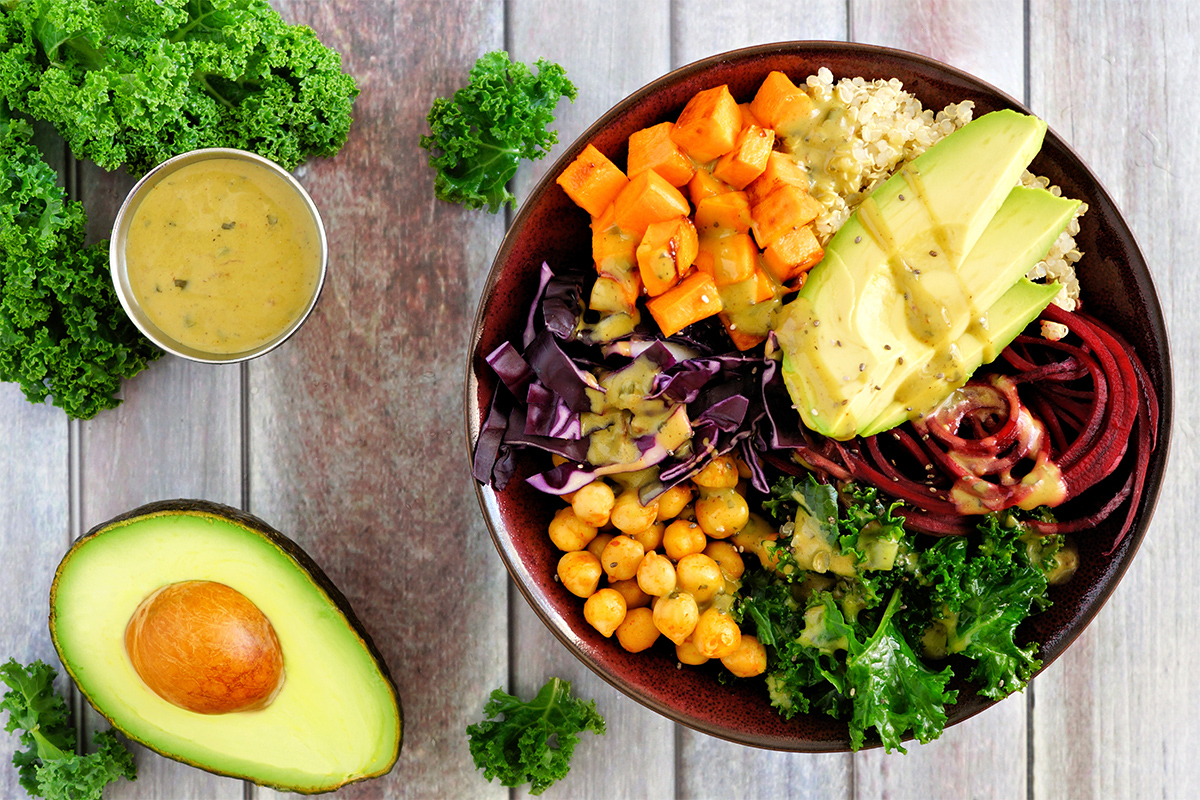 How to Gain Weight Healthily on a Vegetarian Diet
