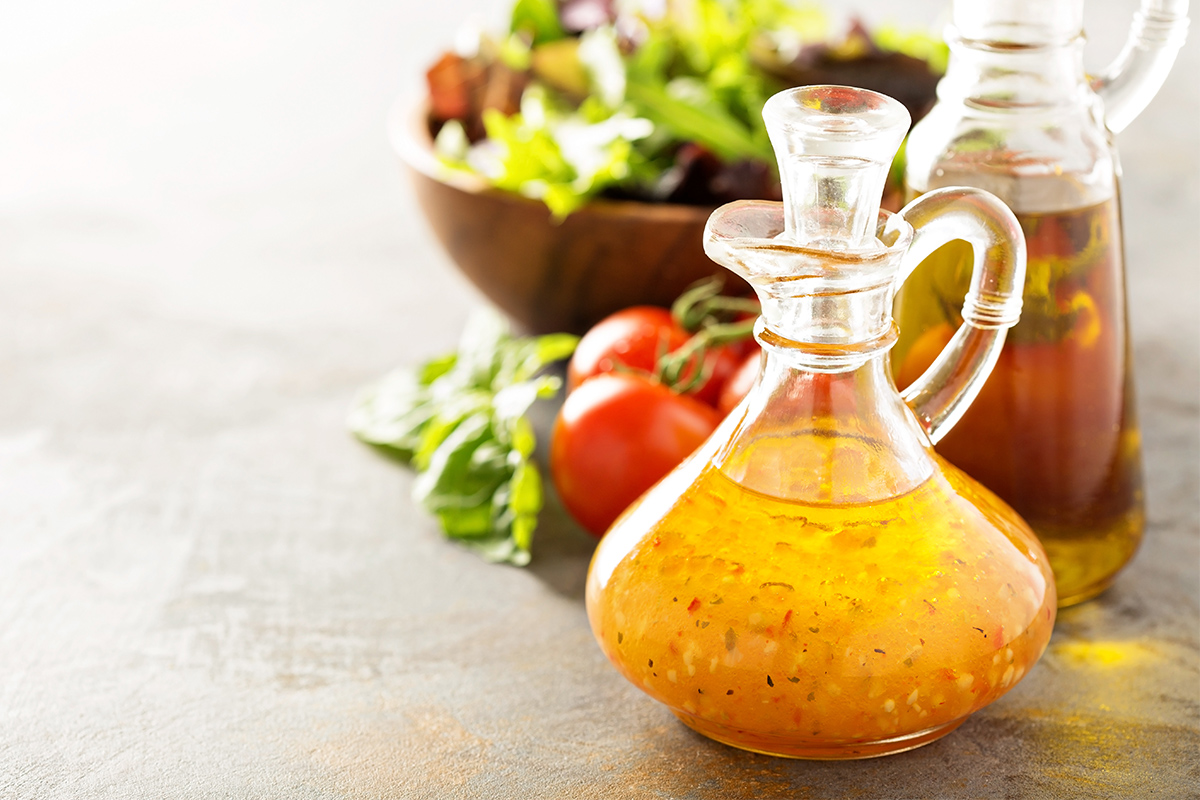 Homemade Salad Dressings 101