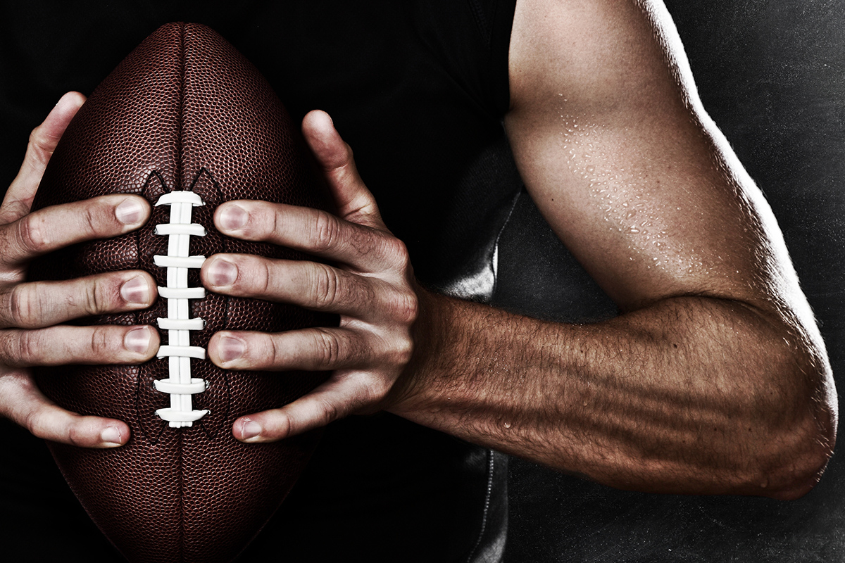How to Train Like a Football Player