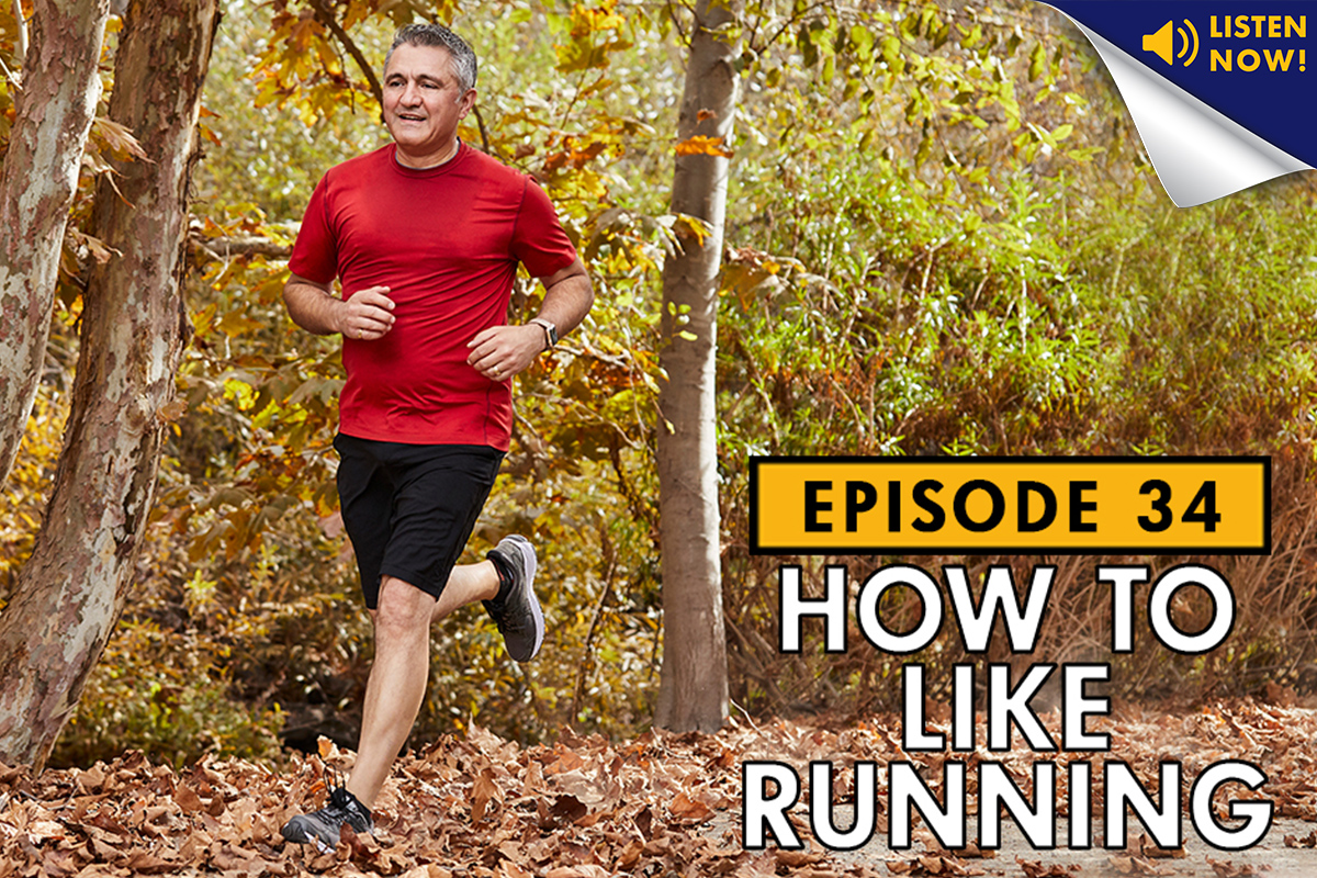 How to Like Running - Podcast