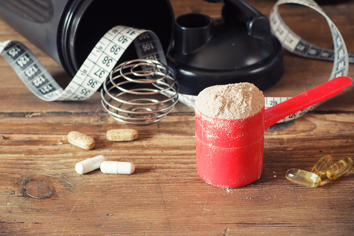 Juggling Protein and Fat-Burner Supplements | QA