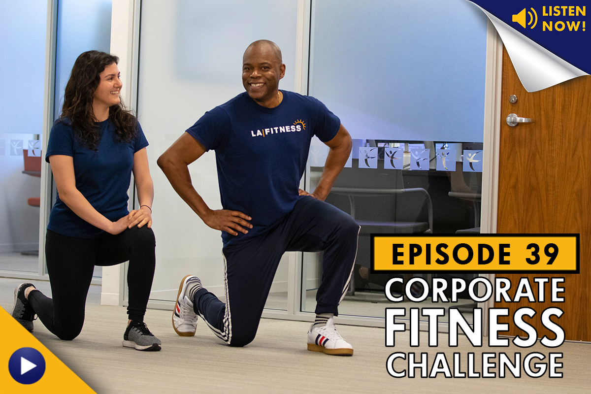 Podcast Ep. 39, Corporate Fitness
